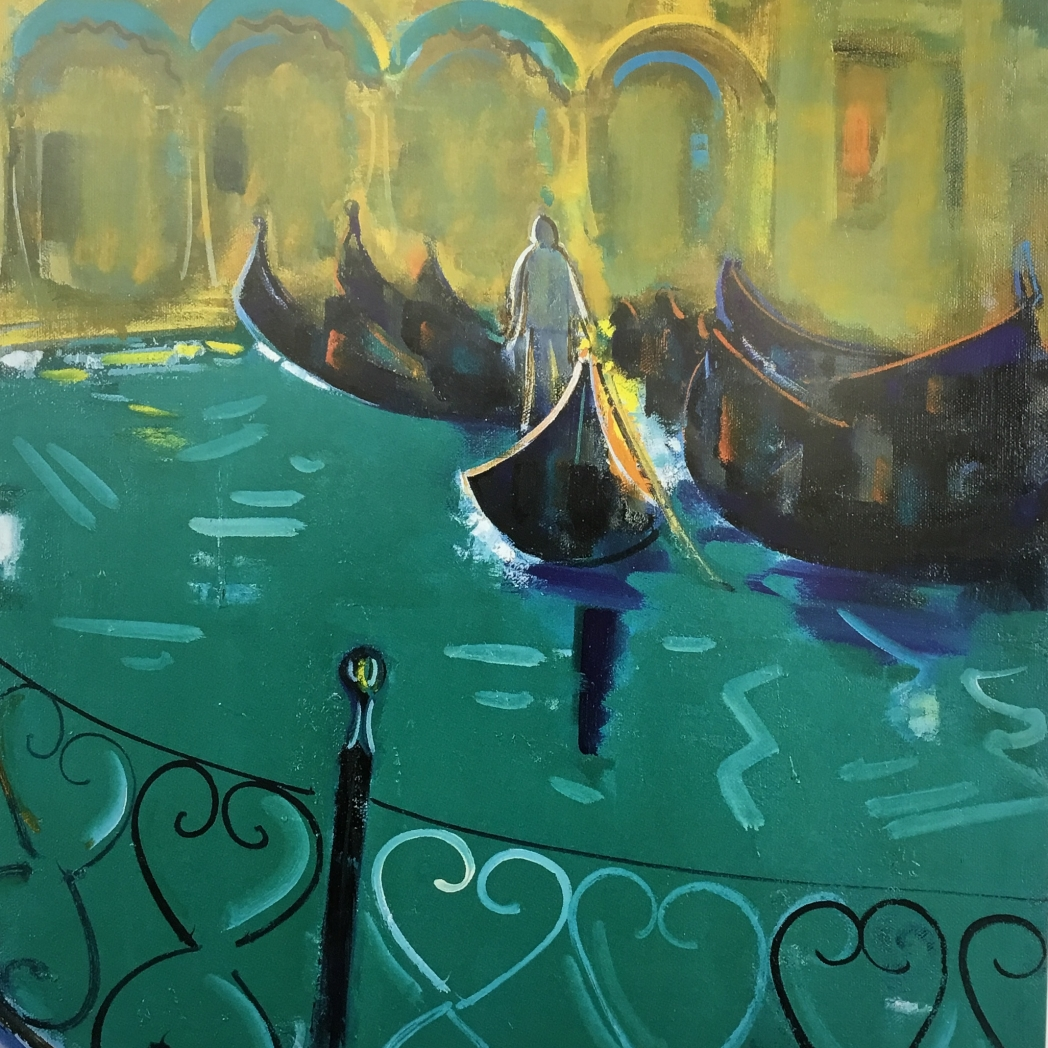 ヴェニス ゴンドラ (Venice Gondola)