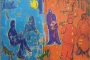 ヴェニス 月の光 (Venice Moon Light) 200F, 2006年